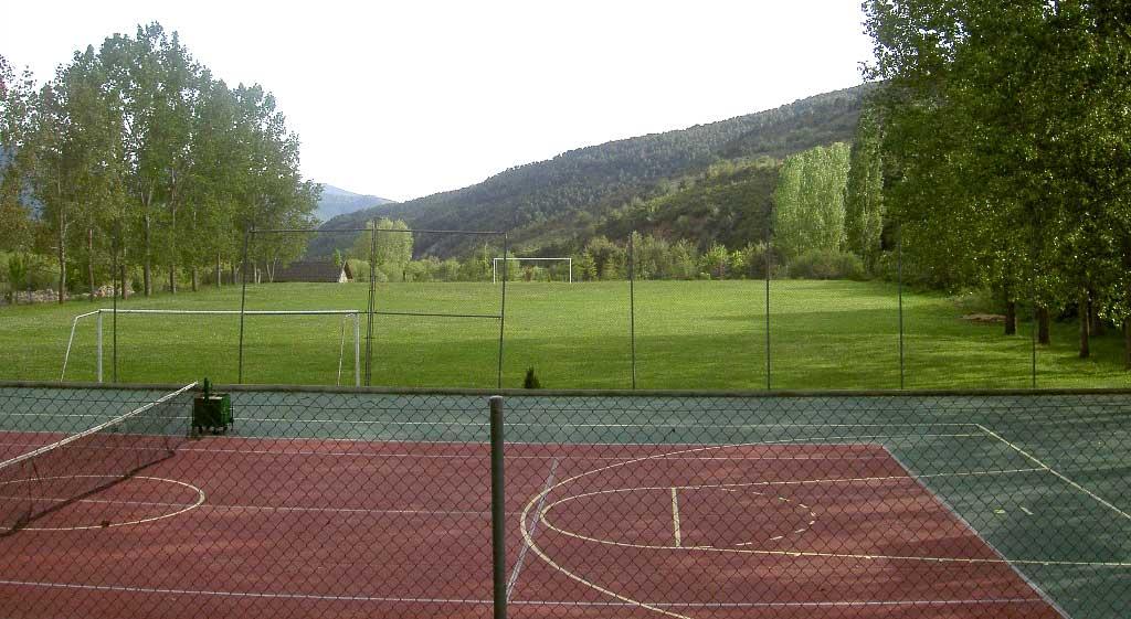 zona deportiva aisa